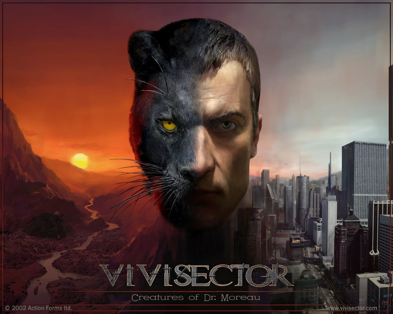 vivisector beast within: