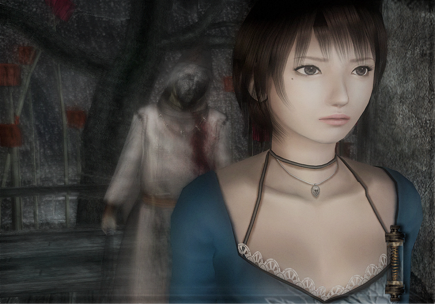 Fatal Frame 3 (Emulated/PC, 2005): Kodachrome in Emulation | Keith\'s ...