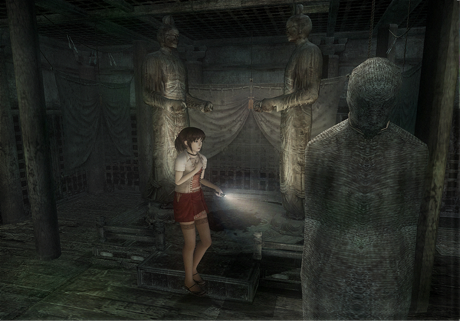 Fatal Frame 3 (Emulated/PC, 2005, Japan) | Keith\'s Crappy Videogame Blog